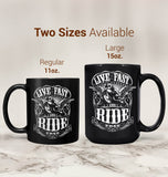 Live Fast and Ride Free - Mug - [variant_title]