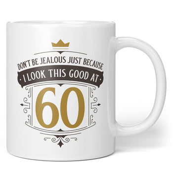 I Look This Good at (Age) - Personalized Mug - Coffee Mugs