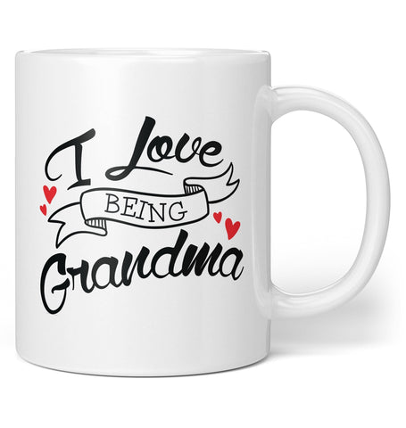 I Love Being (Nickname) - Mug - Coffee Mugs