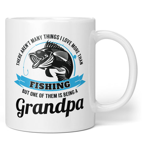 This (Nickname) Loves Fishing - Personalized Mug