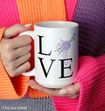 Love Knitting - Mug - [variant_title]