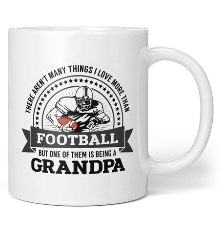This (Nickname) Loves Football - Personalized Mug / Tea Cup