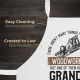 This (Nickname) Loves Woodworking - Apron - [variant_title]