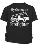 My Granny's a Firefighter - Toddler T-Shirt