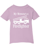 My Memaw's a Firefighter - Children's T-Shirt