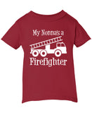 My Nonna's a Firefighter - Children's T-Shirt