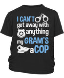 My Gram's a Cop - Toddler T-Shirt