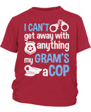 My Gram's a Cop - Children's T-Shirt