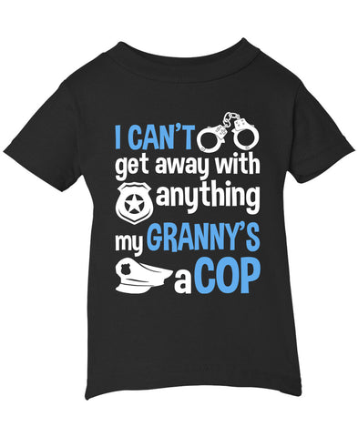 My Granny's a Cop - Infant T-Shirt