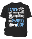 My Granny's a Cop - Toddler T-Shirt