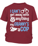 My Granny's a Cop - Children's T-Shirt