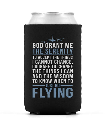 Flying Serenity - Can Cooler