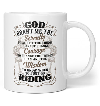 Motorcycle Serenity - Special Edition - Coffee Mug / Tea Cup