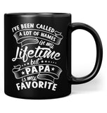 My Favorite Name Is (Nickname) - Mug - Black / Regular - 11oz
