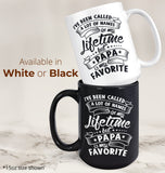 My Favorite Name Is (Nickname) - Mug - [variant_title]
