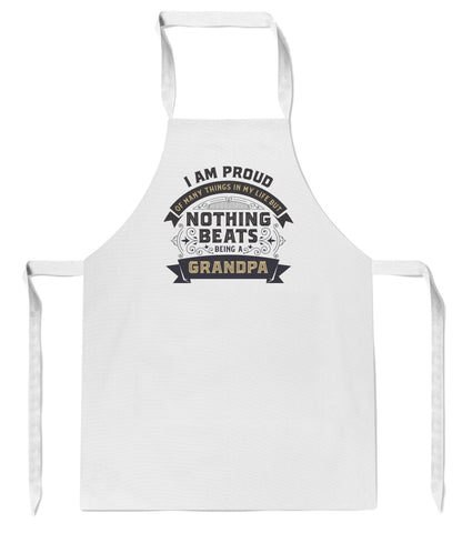 Nothing Beats Being a (Nickname) - Personalized Apron