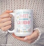 Nothing Sounds As Sweet - Personalized Mug - [variant_title]