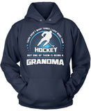 This Grandma Loves Hockey