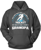 This Grandpa Loves Hockey