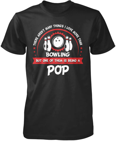 This Pop Loves Bowling T-Shirt