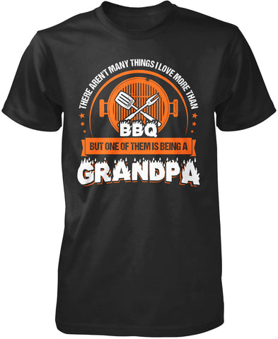 This Grandpa Loves BBQ T-Shirt