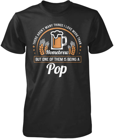 This Pop Loves Homebrew T-Shirt