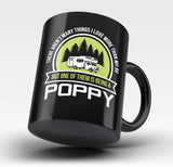 This Poppy Loves His RV - Mug