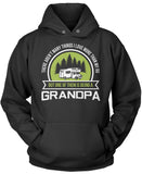 This Grandpa Loves His RV Pullover Hoodie Sweatshirt