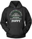 This Poppy Loves Billiards Pullover Hoodie Sweatshirt