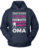 Favorite Hockey Player - Mine Calls Me Oma
