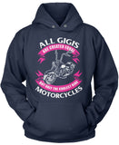 Only The Coolest Gigis Ride Motorcycles