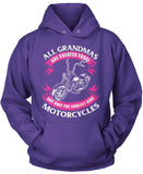 Only The Coolest Grandmas Ride Motorcycles