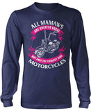 Only The Coolest Mamaws Ride Motorcycles