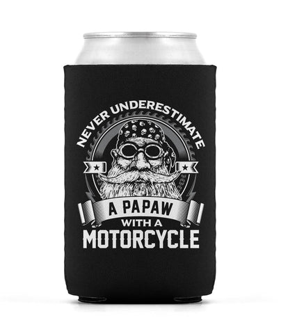 Never Underestimate a Papaw with a Motorcycle