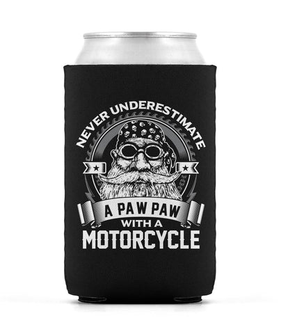 Never Underestimate a Paw Paw with a Motorcycle