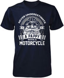 Never Underestimate a Pappy with a Motorcycle