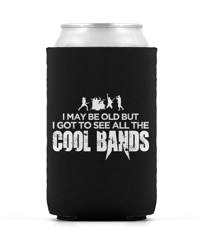 I Got To See All the Cool Bands - Can Cooler
