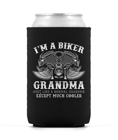 I'm a Cool Biker Grandma - Can Cooler