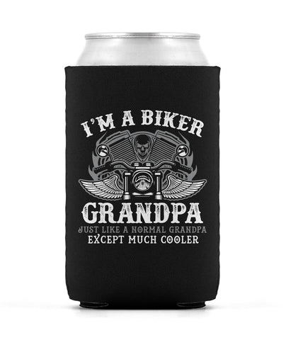 I'm a Cool Biker Grandpa - Can Cooler