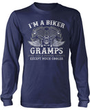 I'm a Cool Biker Gramps