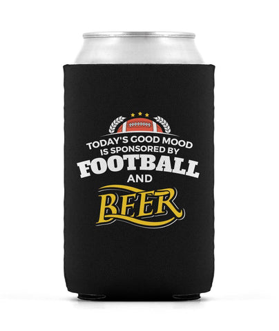 Today's Good Mood is Sponsored by Football & Beer