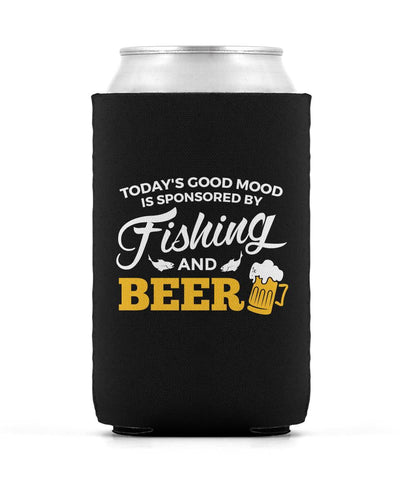 Today's Good Mood is Sponsored by Fishing & Beer