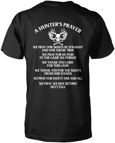 A Hunter's Prayer - T-Shirts