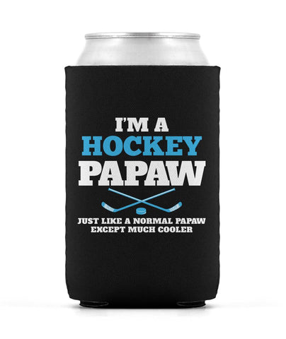 I'm a Hockey Papaw Except Much Cooler - Can Cooler