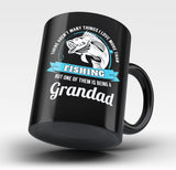 This Grandad Loves Fishing - Mug