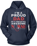 Proud Dad of An Awesome Nurse