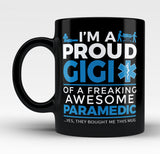 Proud Gigi of An Awesome Paramedic - Mug