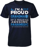 Proud Grandma of An Awesome Paramedic