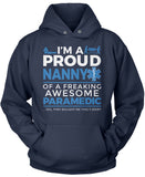 Proud Nanny of An Awesome Paramedic