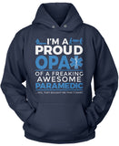 Proud Opa of An Awesome Paramedic